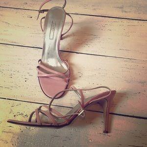 Ann Taylor Pink High Heels
